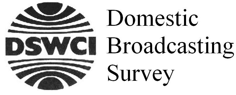 Domestic Broadcasting Survey